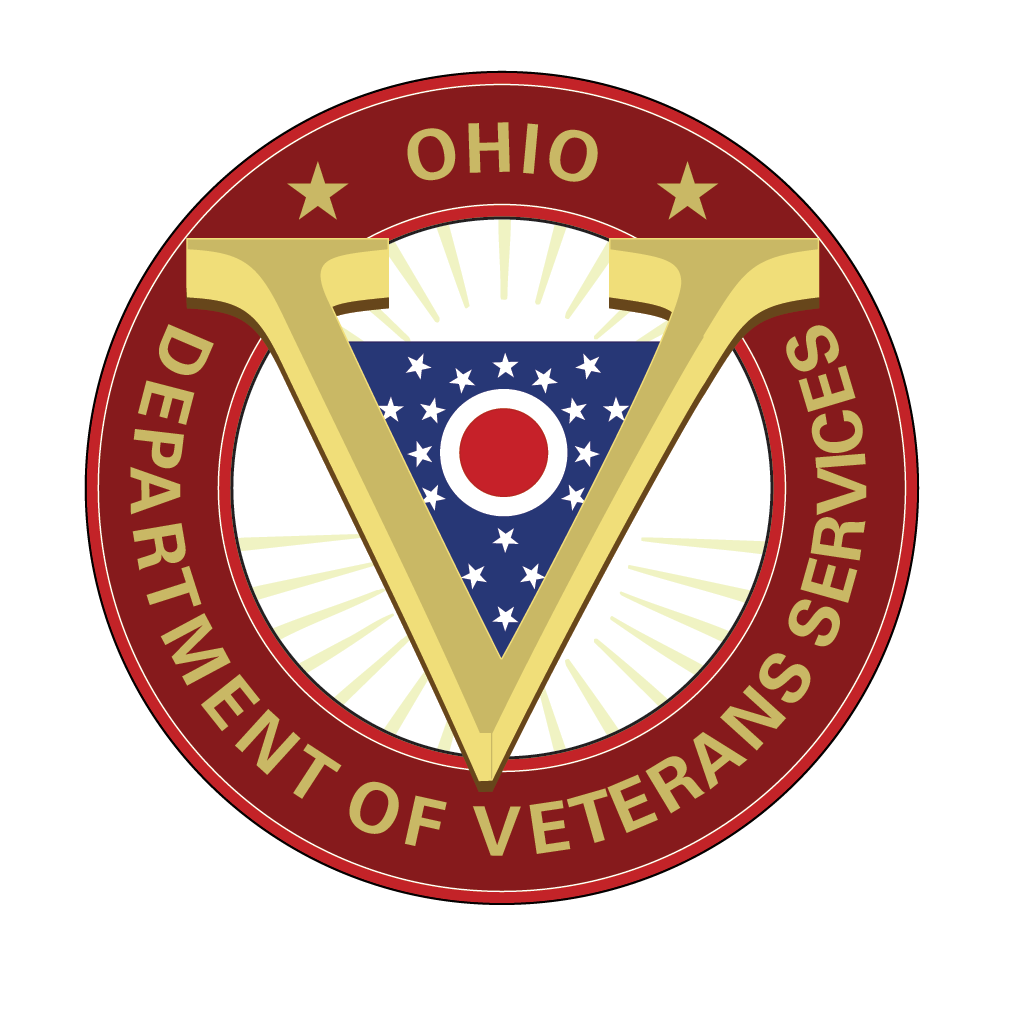 Ohio Department of Veteran Services Logo