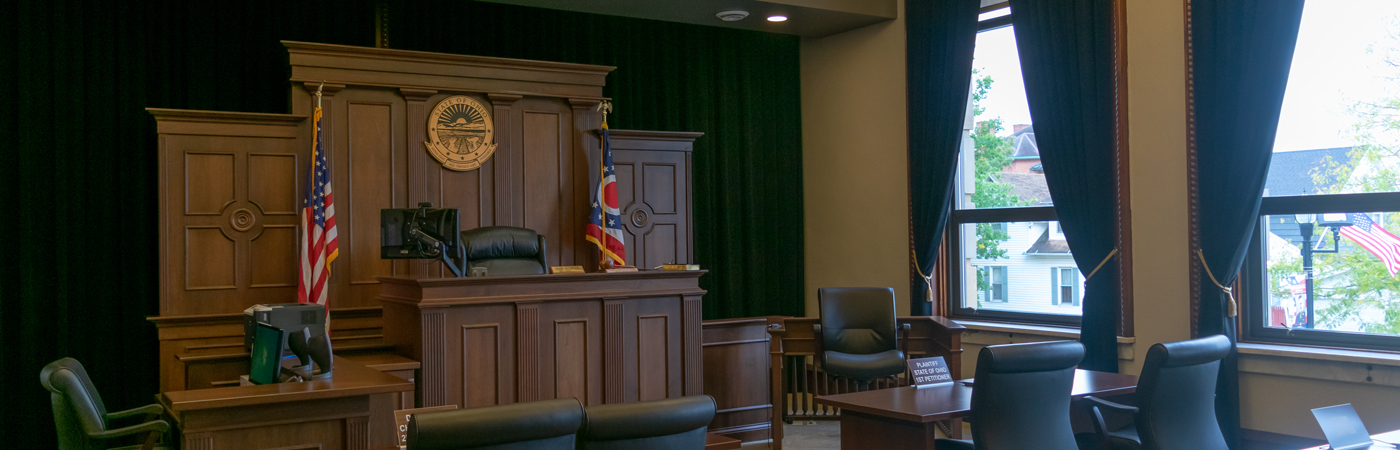 Auglaize County Common Pleas Court