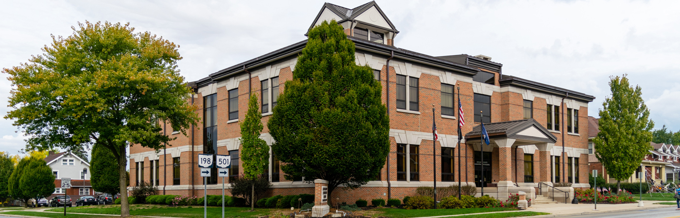 Auglaize County Extension Building