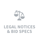 Legal Notices and Bid Specs